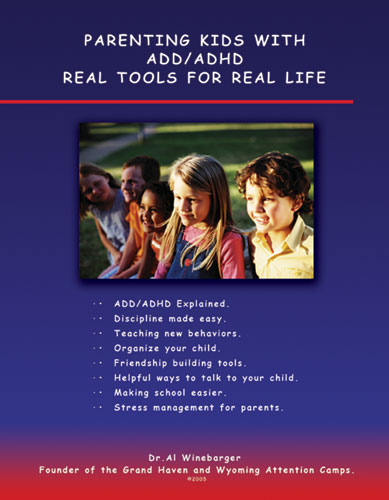 Parenting Kids with ADD/ADHD: Real Tools for Real Life
